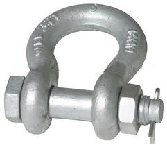 SAFETY ANCHOR SHACKLES